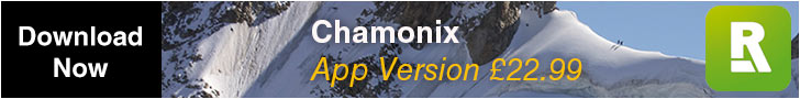 Chamonix App Now Available