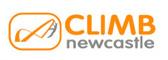 Climb Newcastle logo