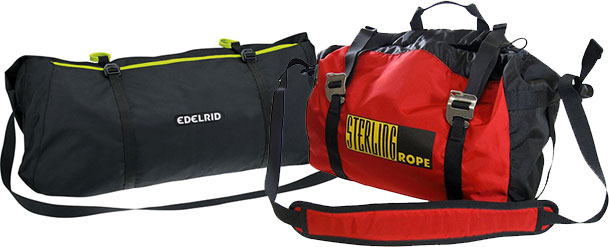 Free Rope Bag with every Edelrid or Sterling Rope from Outside.co.uk
