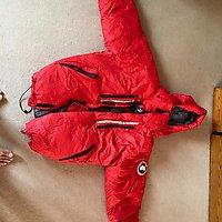 Canada Goose' Skreslet Parka - Men's Small - Red