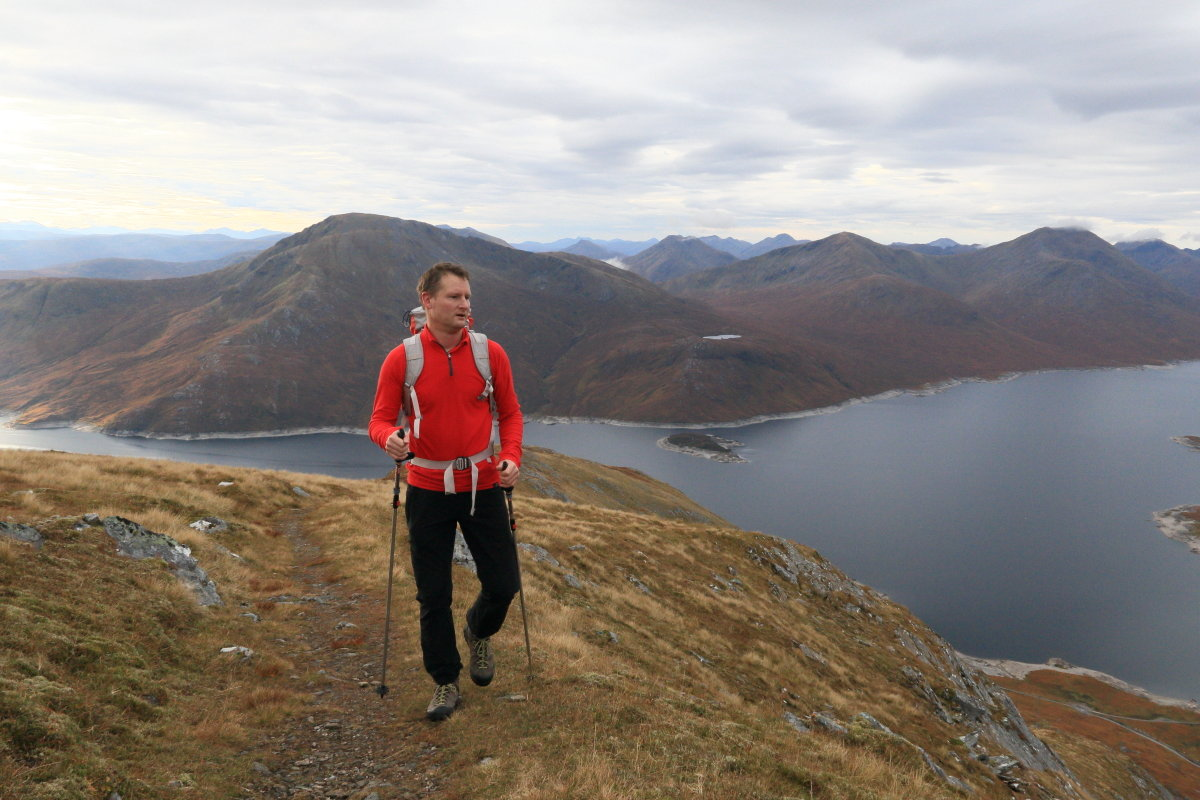 Trying out the Compact Ultra in the Northwest Highlands, 176 kb