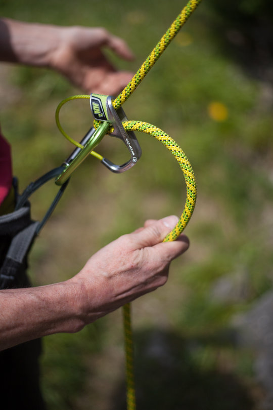 Assisted Breaking Belay Device Review - Edelrid Jul2 3, 70 kb