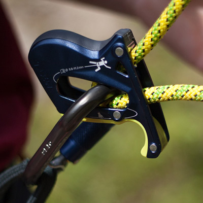 Assisted Breaking Belay Device Review - Salewa Ergo, 40 kb