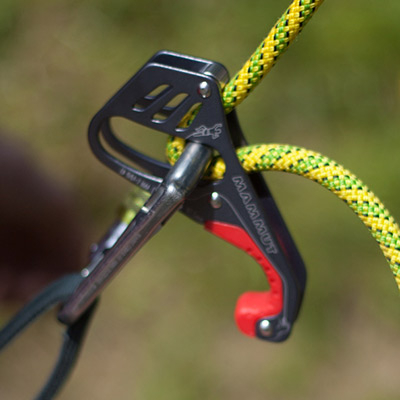 Assisted Breaking Belay Device Review - Mammut Smart, 36 kb