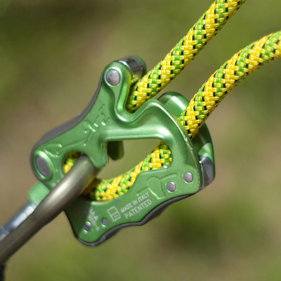 Assisted Breaking Belay Device Review - CT Click Up, 43 kb