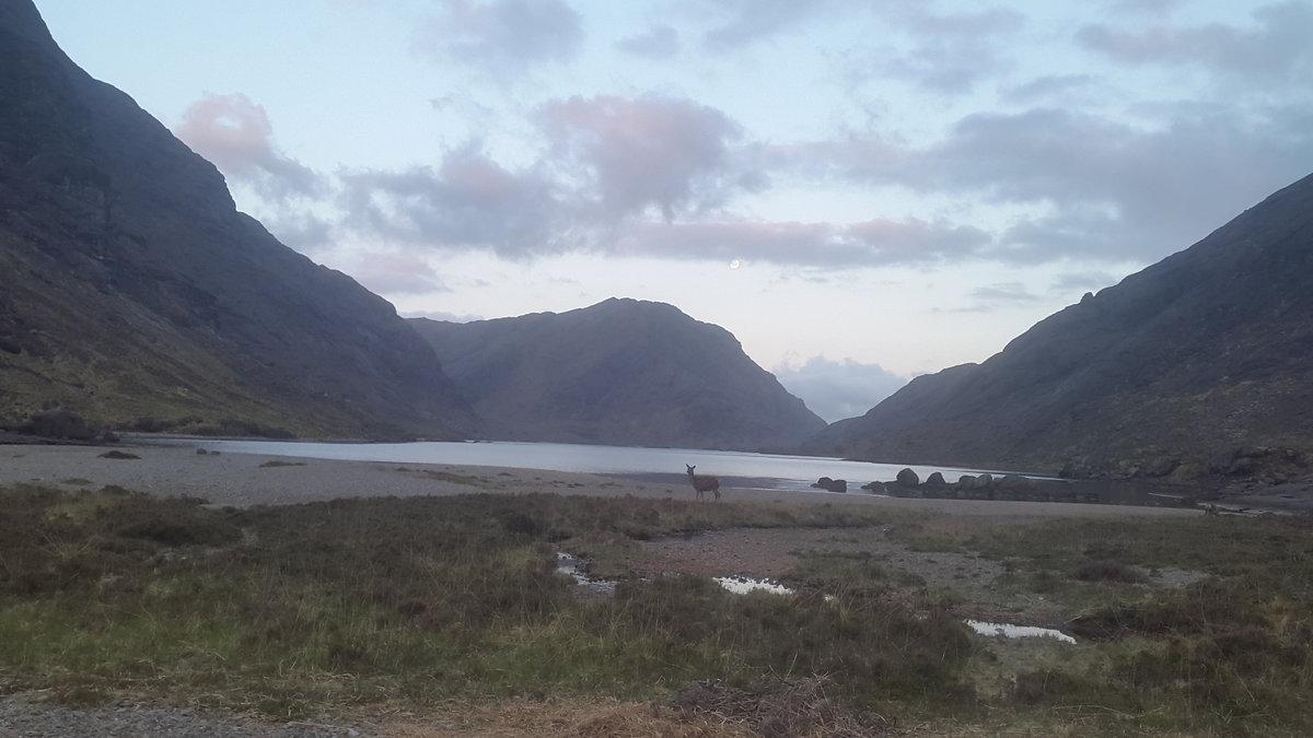Loch Coruisk scenes, 103 kb