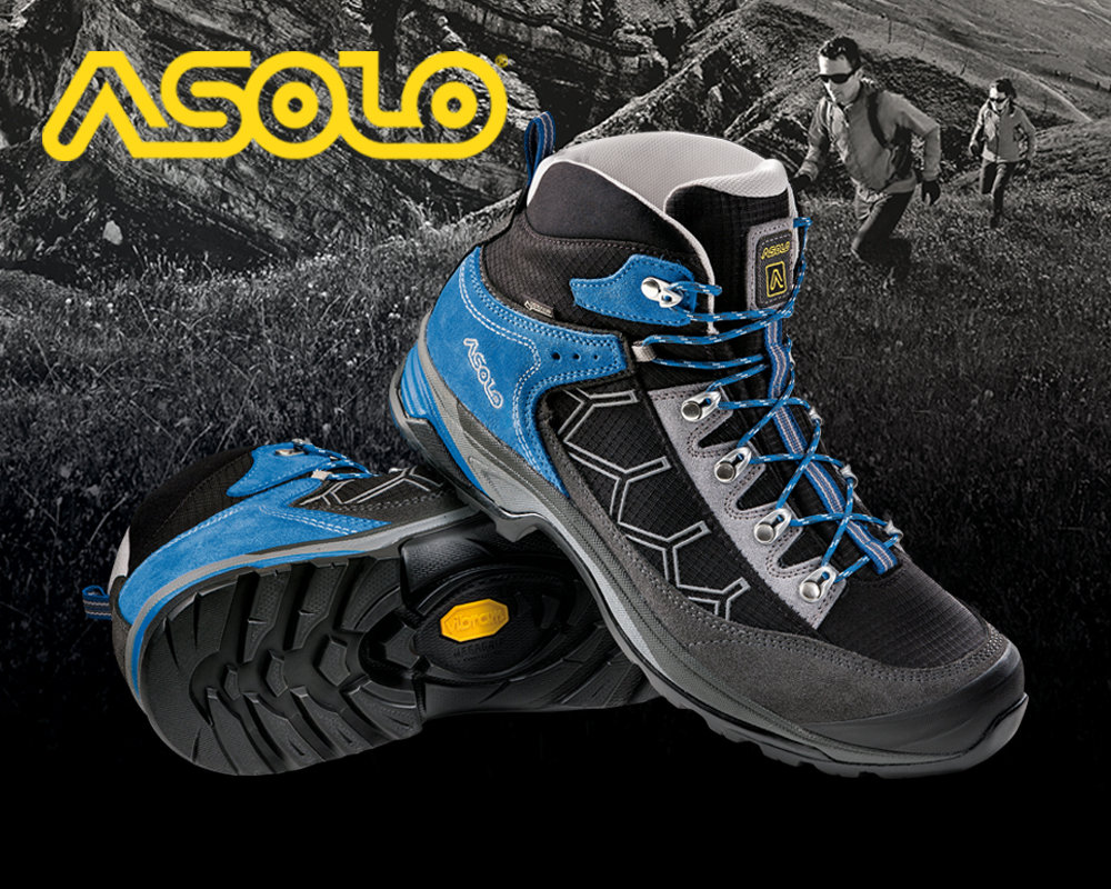 35e4b4797bc UKC Gear - PRODUCT NEWS: Asolo A-Fast Collection: Falcon GV