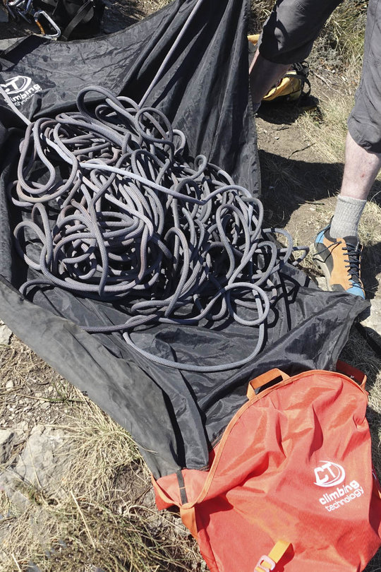 Climbing Technology City Rope Bag - 1, 182 kb