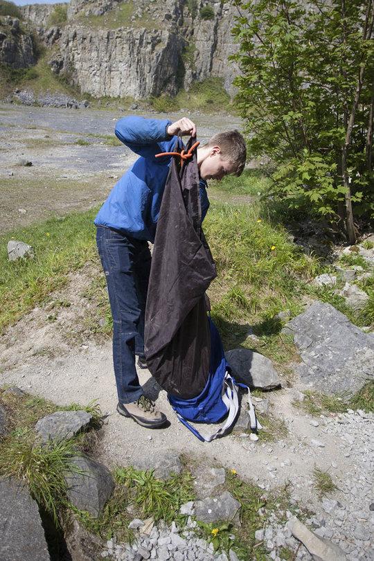Petzl Kab Rope Bag - 2, 193 kb