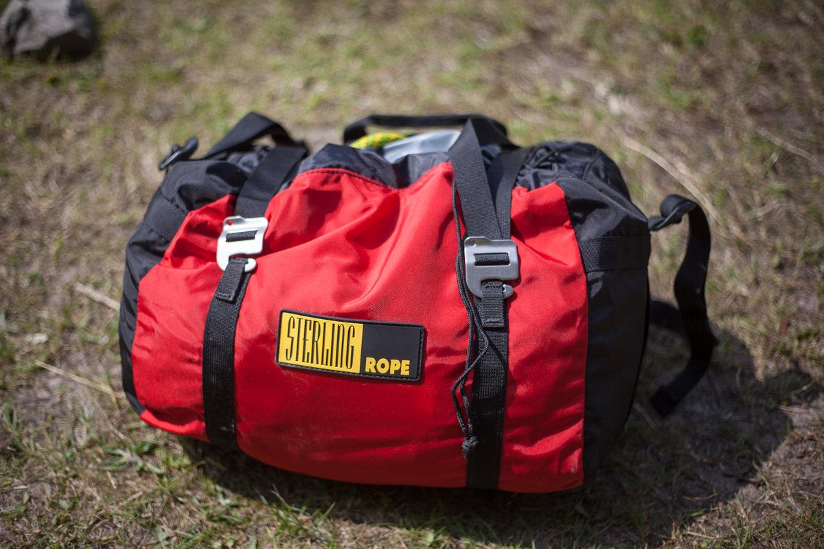 Sterling Rope Bag, 218 kb