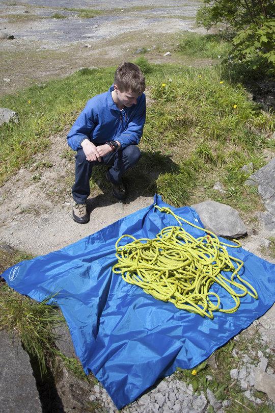 Trango Tarp Rope Bag - 1, 197 kb