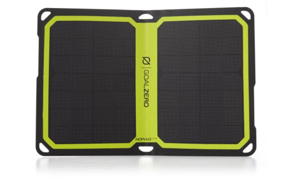 NOMAD 7 PLUS SOLAR PANEL, 34 kb