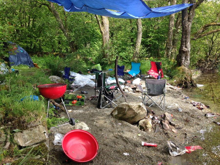 The problem... Loch Venachar in the Trossachs, 210 kb