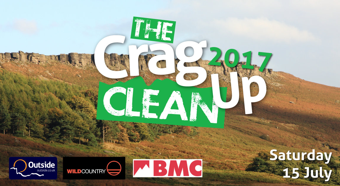Outside Crag Clean Up Logo, 193 kb