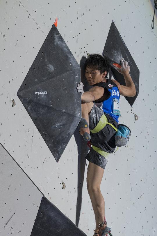 Yuki Hada, Chamonix final 2017, 91 kb