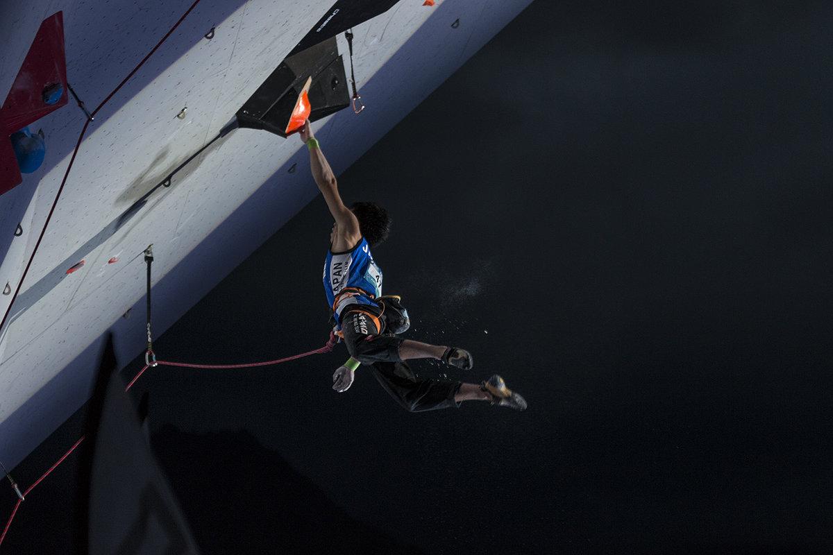 Keiichiro Korenaga, Chamonix final 2017, 119 kb