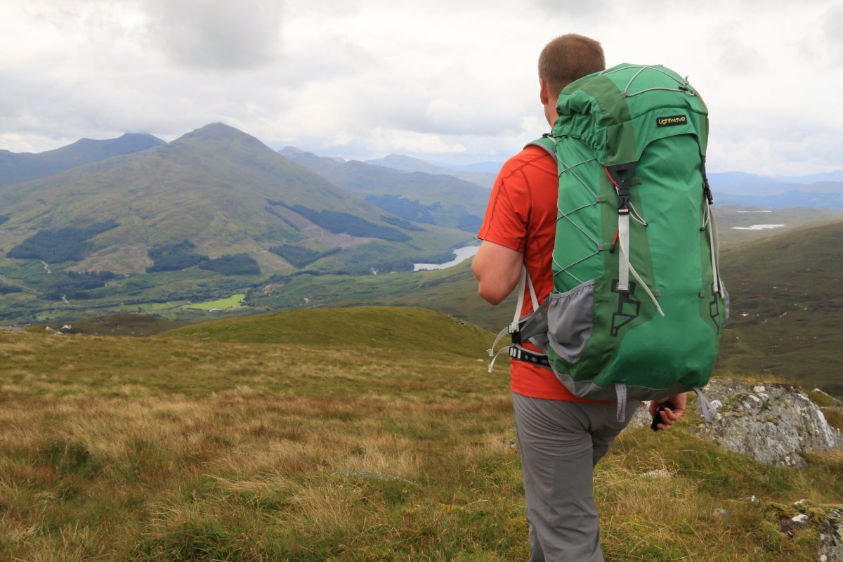 The Ultrahike 60 is a superb option for the weight conscious, 181 kb
