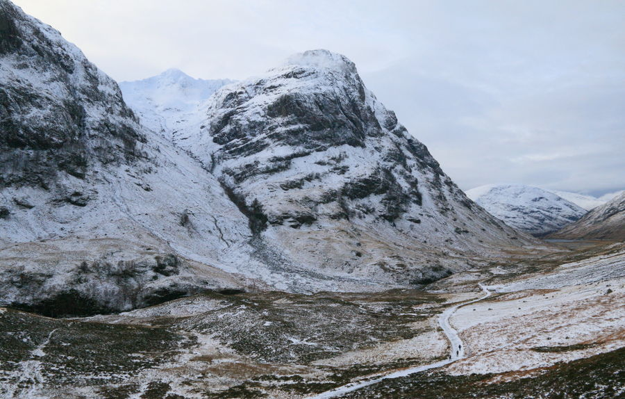 Glen Coe looks likely to be one of Britain's most-visited NNRs, 138 kb