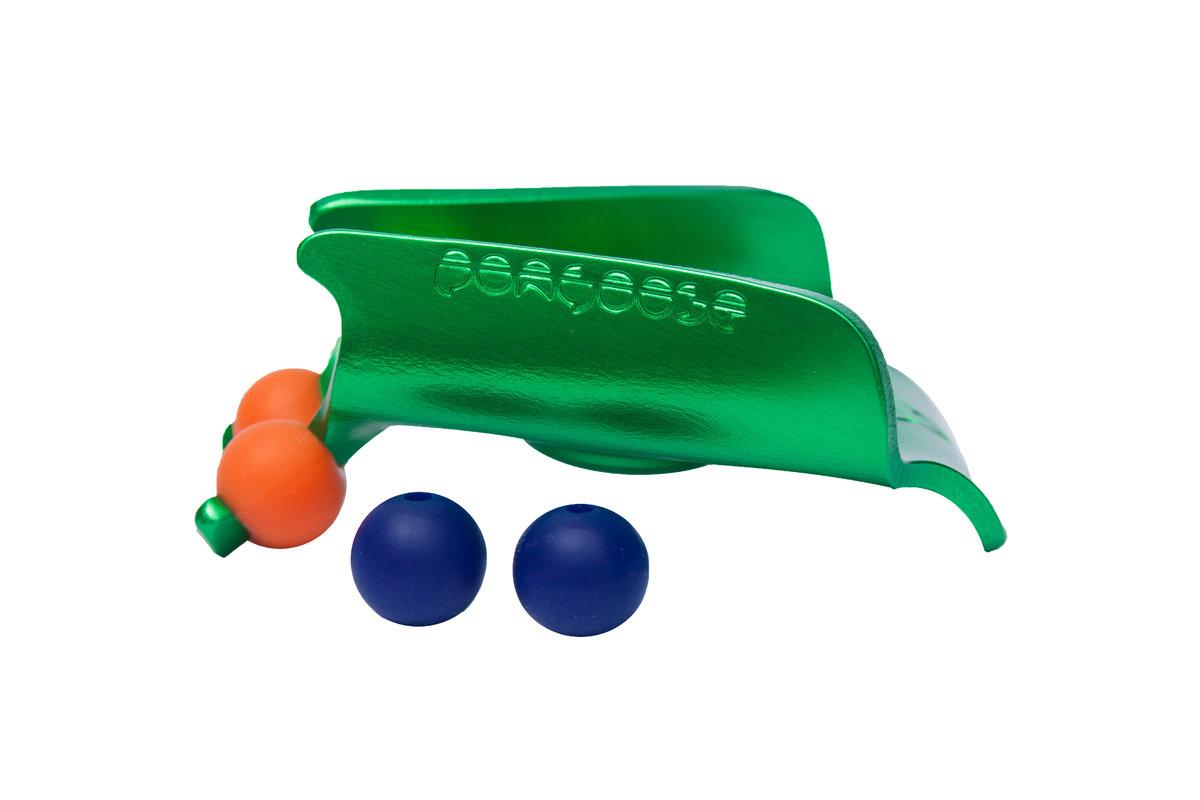 Green clipstick head for Pongoose Climber 700