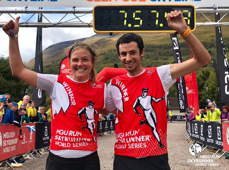 Kilian and Emelie, joint winners, 151 kb