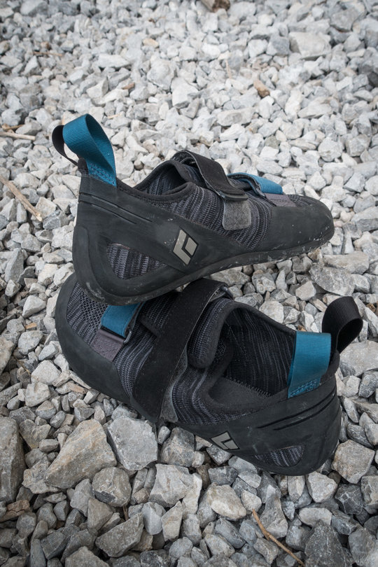 Momentum Rock Shoes, 146 kb