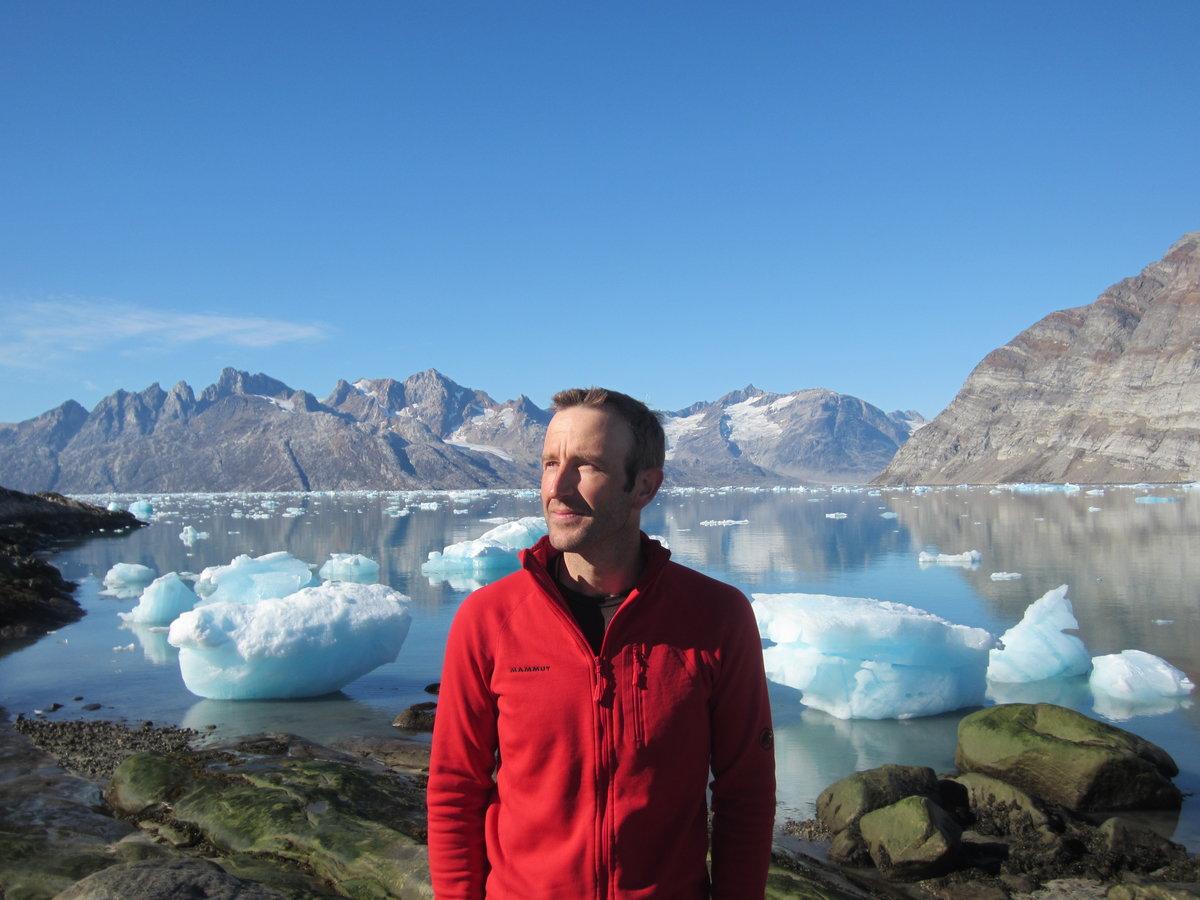 Robert in Greenland, 159 kb