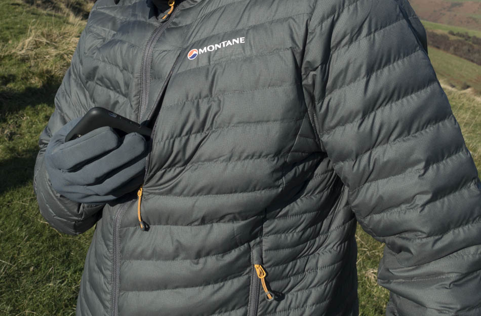 Montane Icarus Jacket - decent Napoleon pocket, 103 kb