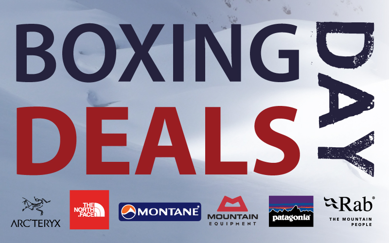 Boxing Day Deals at Outside