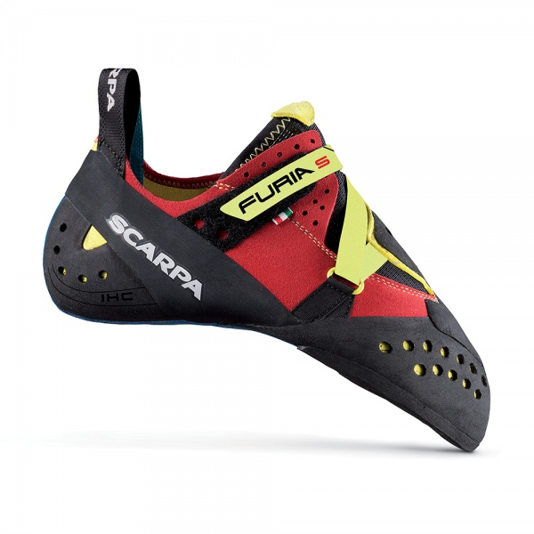 Stretch New Climbing Shoes