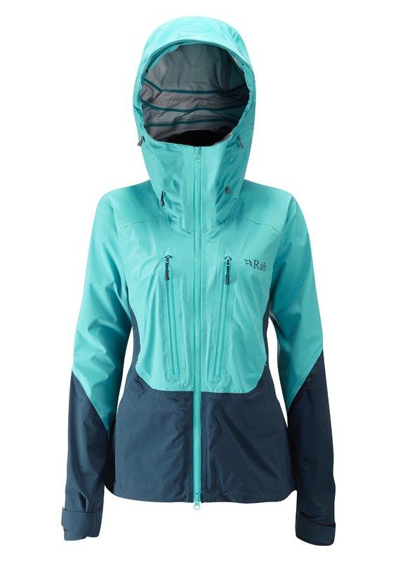 Women's Sharp Edge Jacket - Seaglass, 46 kb