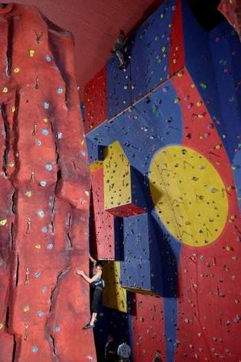 Awesome Walls Climbing Centre Stockport, 24 kb