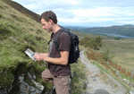 Using the Nature of Snowdonia guide book , 4 kb